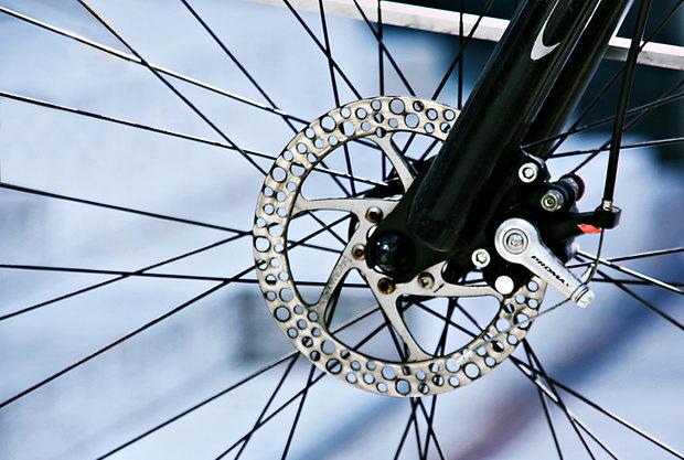 Fahrrad-Bremse