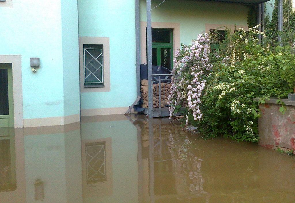 Flutkatastrophe 2013: Hochwasser in Dresden