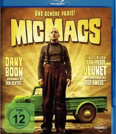Micmacs - Uns gehört Paris! auf Blu-ray
