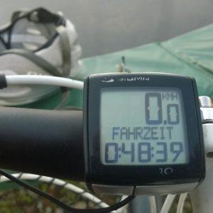Ravensburg - Fischbach in unter 50min mit dem Rad.