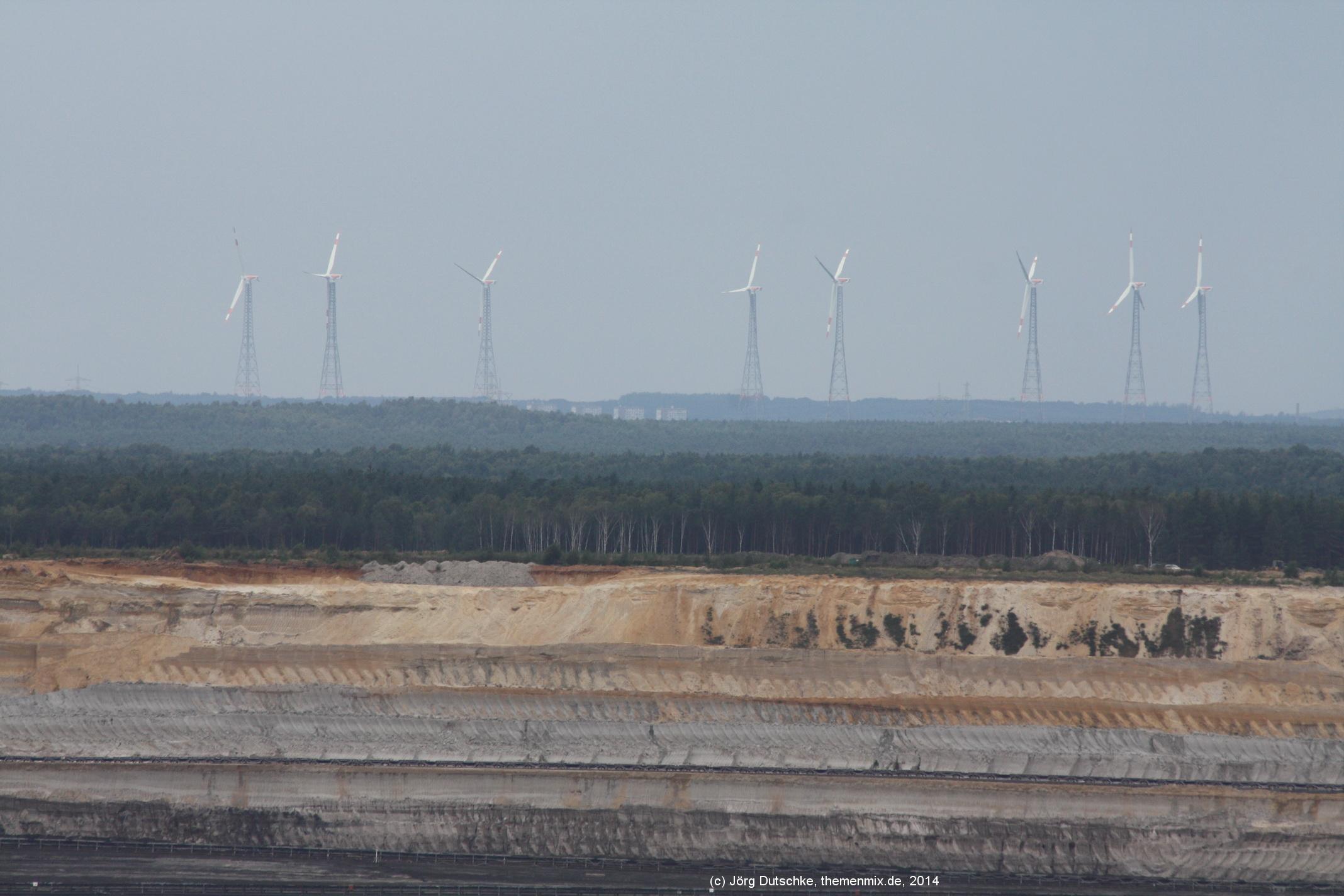 Windkraft im Größenwahn