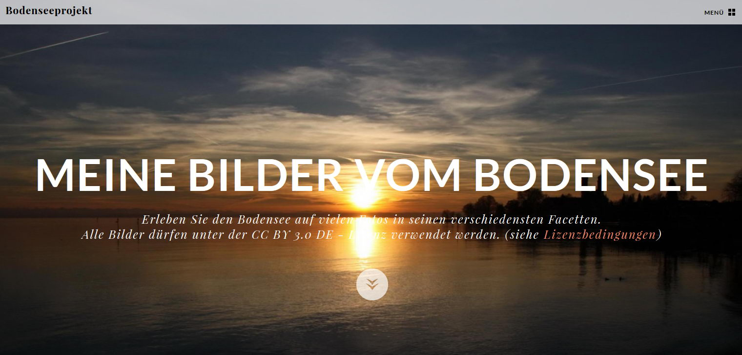 Bodenseeprojekt.de - Bilder vom Bodensee - mein Fotoblog