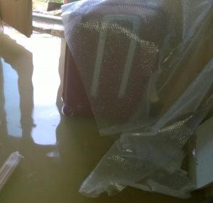 Feuchter Keller: Das Wasser im Keller steht hoch!