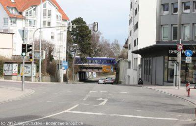 Die Millionenschlucht in Friedrichshafen