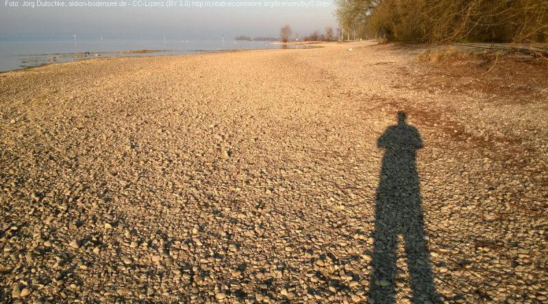 Bodenseemüllsammler-Selfie (that's me)